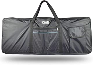 QMG Electric Piano Portable Padded Gig Bag/Case for 61 Key K
