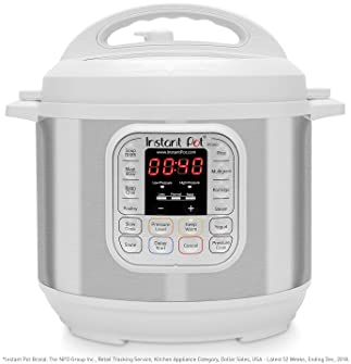 Instant Pot Duo Multi-Use Programmable Pressure, Slow, Rice Cooker, Steamer, Sauté, Yogurt Maker and Warmer, Stainles...
