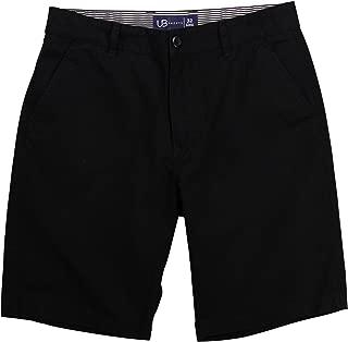 Urban Boundaries Men's Flat Front Chino Shorts