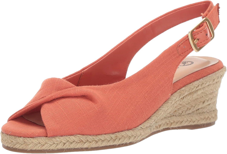 Bella Vita Women's Sylvie II Espadrille Sandal shoes