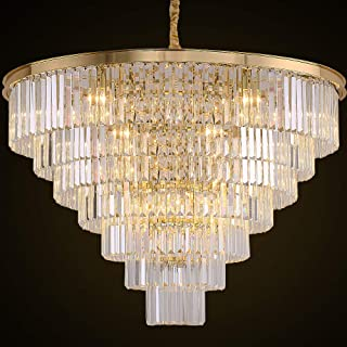 Best large gold chandelier Reviews