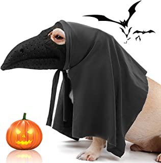 RYPET Halloween Plague Doctor Costume