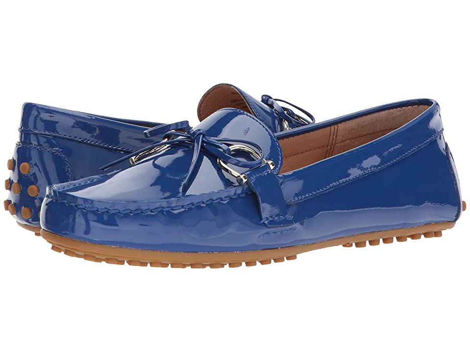 LAUREN Ralph Lauren Briley Moccasin Loafer (Pansy Patent Leather) Women