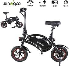Windgoo Bicicleta Electrica 36V Plegable - E-Bike 12&#34