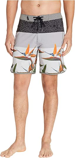 "Phantom Bird 18"" Boardshorts"