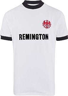 Score Draw Herren Retro - Trikot Eintracht Frankfurt – Offiziell Lizensiert   Auswärtstrikot 1974