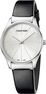 Calvin Klein K4D221C6 Black Steel 316 L Analog Quartz Unisex Watch