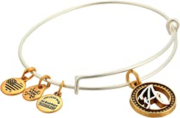 Alex and Ani Initial A Charm Bangle
