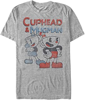8727d884 Fifth Sun Cuphead Men's Best Friend Mugman T-Shirt