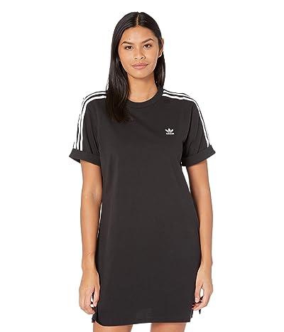 adidas Originals Classics Tee Dress (Black) Women