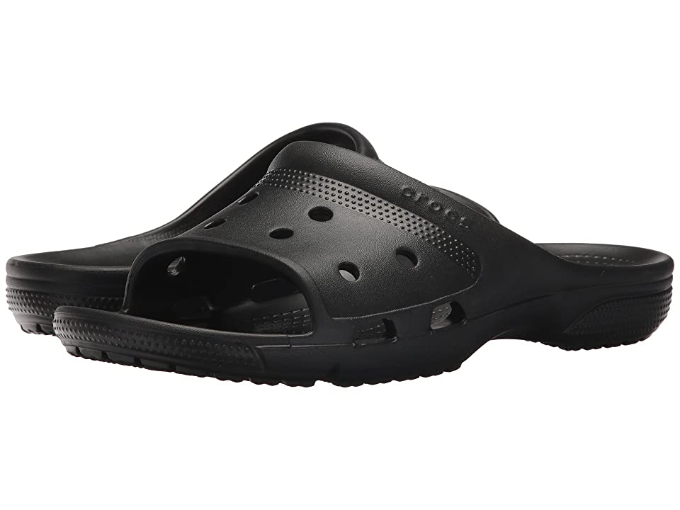 Crocs Coast Slide (Black 1) Slide Shoes