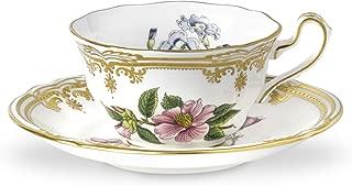 Spode Stafford Flowers Teacup & Saucer
