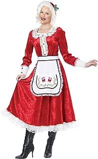Best mrs claus costume velvet Reviews