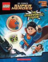 The Otherworldly League (LEGO DC Comics Super Heroes: Activity Book with Minifigure) (LEGO DC Super Heroes)