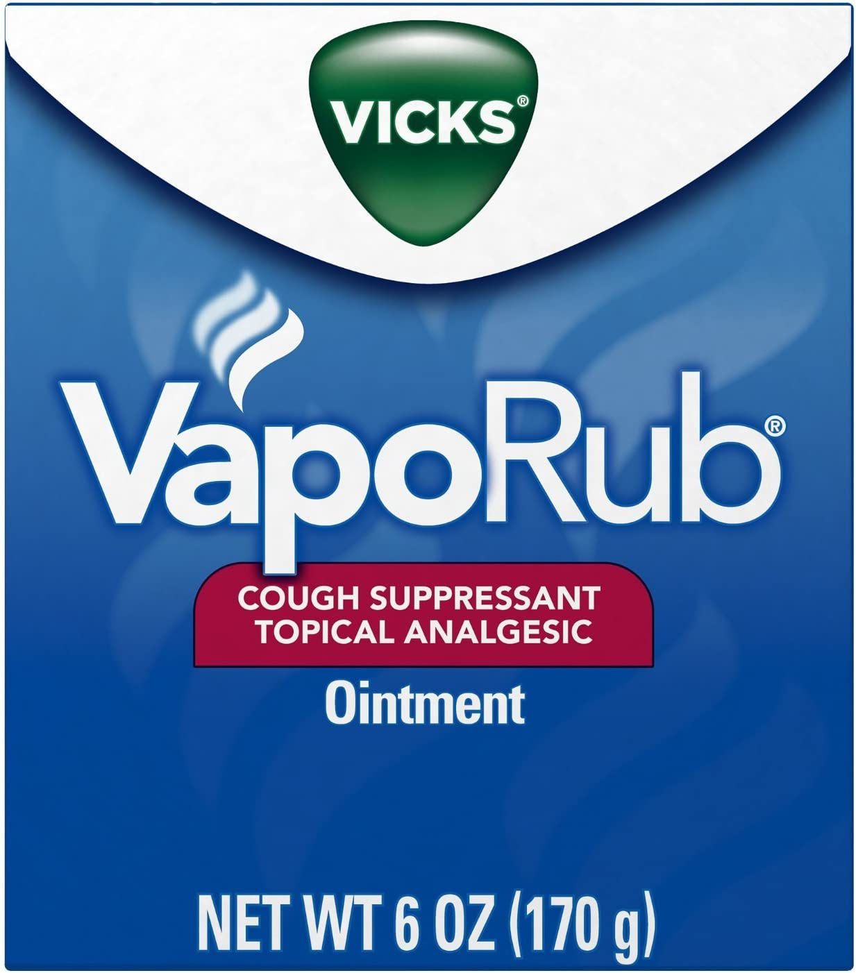 Ranking TOP5 Vicks Vaporub Ointment 6 Discount mail order Pack Oz 3 of