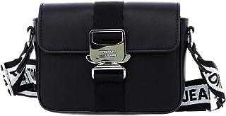 حقيبة طويلة كروس اوفر للنساء تصلح للاغراض النسائية من تومي جينز - اسود - AW0AW08407