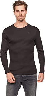 Men's Base Round Neck Tee Long Sleeve 1-Pack