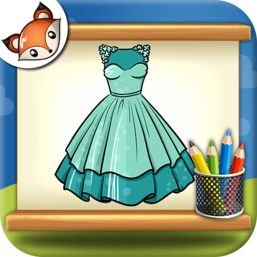 How to Draw Dresses Step by Step Drawing App