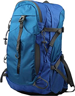 SoarOwl Hiking Backpack 45L Travel Camping Backpack with Waterproof Rain Cover