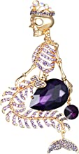 crystal skull jewelry