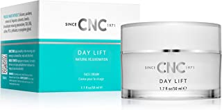 CNC Day Lift Face Moisturizer with Instant Results and Long-Term Anti-Aging Benefits, with Vegan, Natural Formula and Clinically Proven Ingredients – 1.7 fl.oz