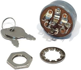 IGNITION / STARTER KEY SWITCH w/ 2 Keys Sears Craftsman AYP Roper 140301 Mower ,,#G434G14 1T4G3484TYG487481