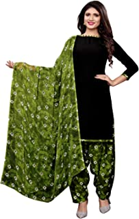 ce9ebdd17b Amazon.in: Crepe - Dress Material / Ethnic Wear: Clothing & Accessories