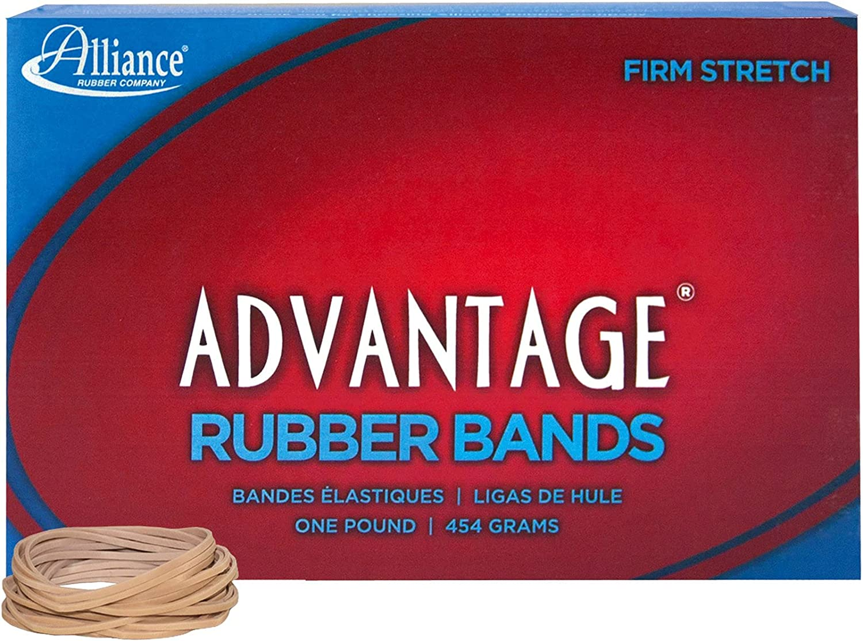 Luxury goods Alliance Rubber 26145 A surprise price is realized Advantage Bands Box #14 lb 1 Size