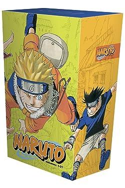 Naruto Box Set 1: Volumes 1-27 with Premium (1) (Naruto Box Sets)