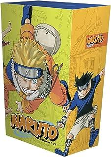 Naruto Box Set 1: Volumes 1-27 with Premium (1)