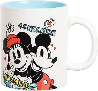 Disney Classic Mickey Minnie 16Oz Ceramic Mug