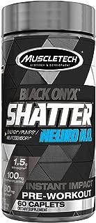 MuscleTech Shatter Neuro N.O. Black Onyx