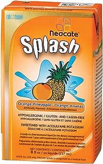 Eo28 Splash Orange Pineapple , Med Food for Children Age 1 24x8 Oz