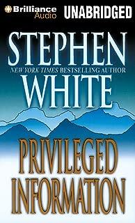 Privileged Information (Alan Gregory Series)