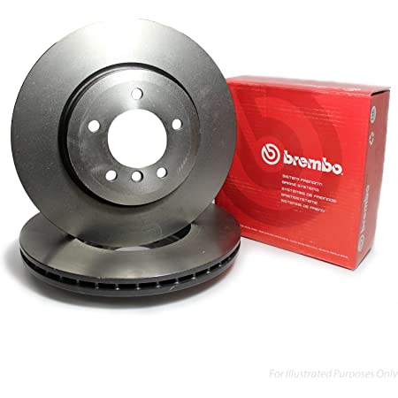 Brembo 08 C501 11 Bremsscheiben Auto