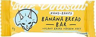 Blue Dinosaur Banana Bread Snack Bar, Banana Bread 540 grams, Pack of 12