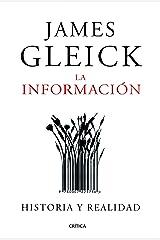 La información: Historia y realidad Paperback