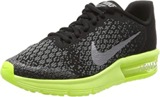 a807f441d3 Nike Air Max Sequent 2 GS, Chaussures de Gymnastique Fille