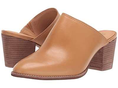 Madewell Harper Mule (Amber Brown) Women