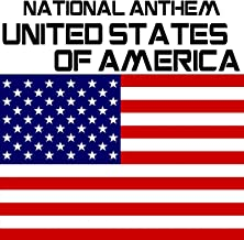 National Anthem United States of America - USA (The Star-Spangled Banner)
