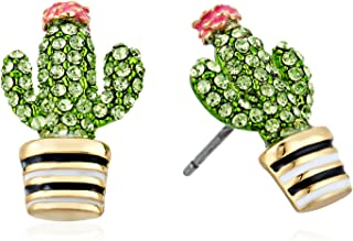 kate spade new york Cactus Stud Earrings