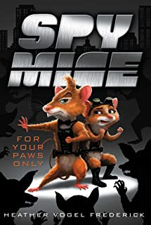 For Your Paws Only (Spy Mice Book 2)
