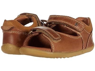 Bobux Kids Step Up Driftwood (Infant/Toddler) (Caramel 1) Kids Shoes