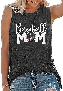 Tis the Season Baseball Shirt  Baseball Season  Baseball Mom Shirt Softball Mom  Women/'s Tanks  Eat Sleep Baseball  Baseball Tank