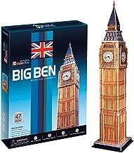 CubicFun 3D Jigsaw Puzzle - Big Ben 47 Piece