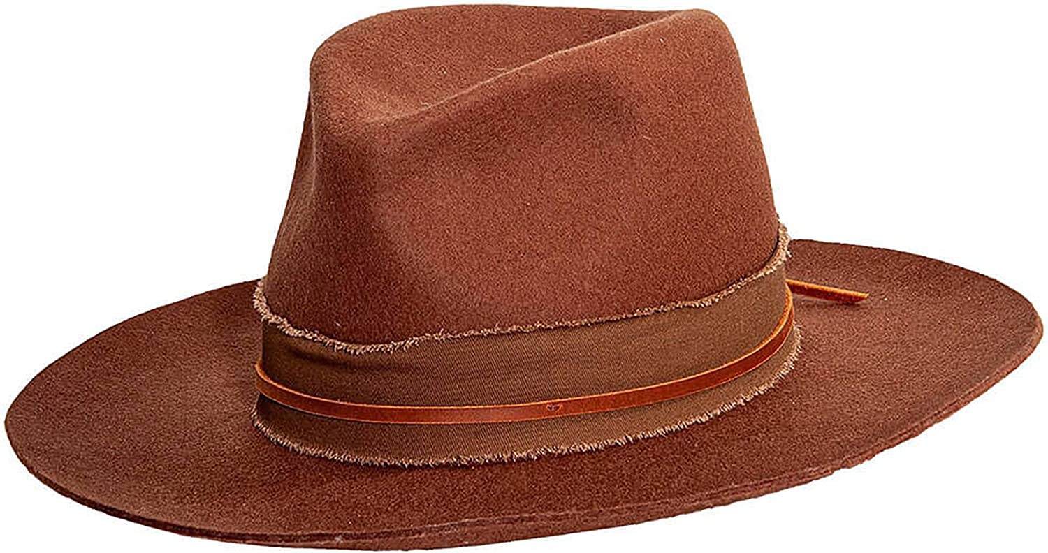 Max 59% OFF American Hat Soldering Makers Jawa Felt Handcrafted Br Fedora Wide —
