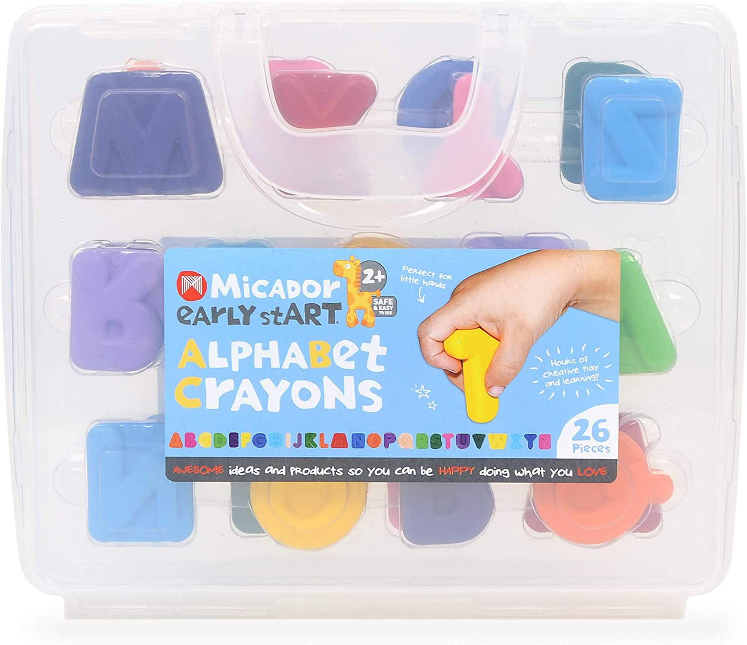 In a popularity Micador early stART Assorted Crayons latest