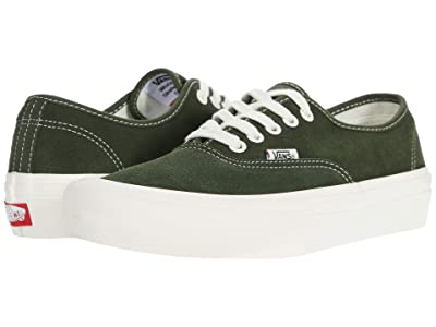 Vans Authentictm Pro ((Wrapped) Forest/Marshmallow) Skate Shoes