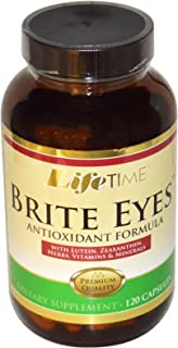 Life Time, Brite Eyes Antioxidant Formula, 120 Capsules