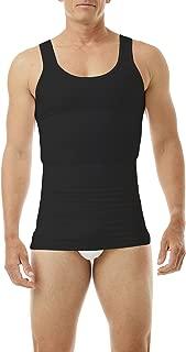 Mens Compression Body Shirt Girdle Gynecomastia Shirt